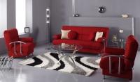 Kırmızı Koltuk Takımlı Ev Fikirleri