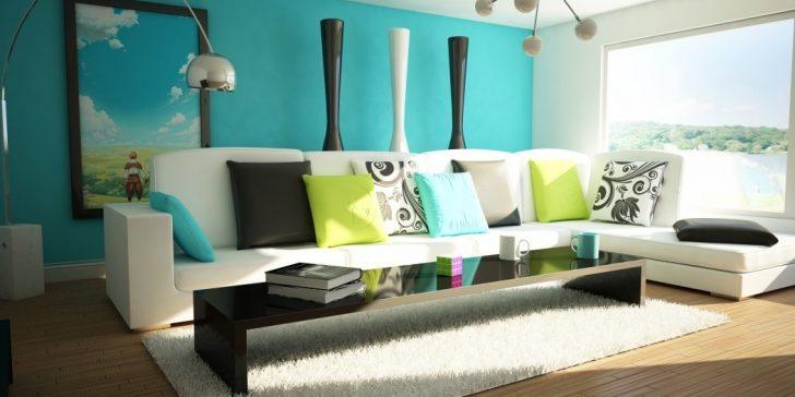 Salon Dekorasyonu İçin En Çok Tercih Edilen Doğal Renkler