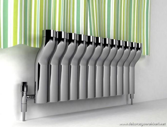 Modern Kalorifer Petek Tasarımı