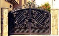 Mükemmel Bahçe Kapısı Örneği