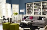 Salonlarınızı Renklendirmek İçin Fikirler