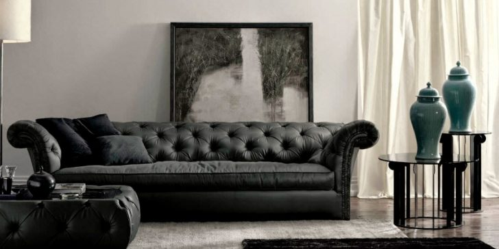 İşte En Güzel Klasik Chester Kanepe Dekorasyonları