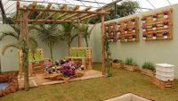 Bahçe Dekorasyonu İçin Bazı Fikirler