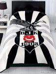 Tek Kişilik Beşiktaş Battaniyesi