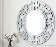 Yuvarlak Gümüş Ayna Modelleri