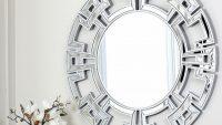 Şıklık Katan Dekoratif Gümüş Varaklı Aynalar