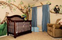 Afrika Bebek Odası Dekorasyonu