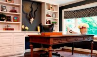 Ahşap Masalı Home Ofis