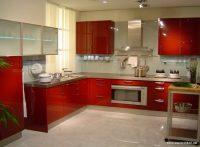 Amerikan Mutfak Tasarımlarında Kırmızının Büyüsü