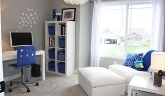 Beyaz Home Ofis