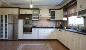 Biçimsiz Mutfakların Dekorasyonu