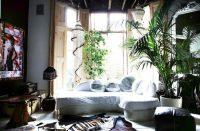 Bohem Bitkili Dinlenme Odası