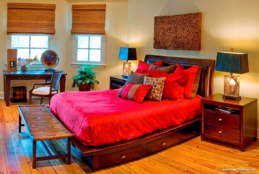 Bohem Stili Yatak Odaları