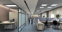 Büyük Ofis Dekorasyonu