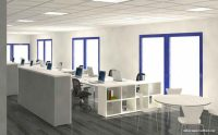 Büyük Ofisler İçin Dekorasyon