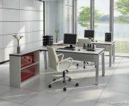 Büyük Ofisler İçin Sade Dekorasyonlar