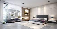 Büyük Yatak Odaları İçin Mobilyalar