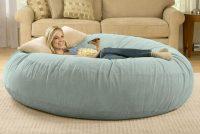 Büyük Yataklı Puf Koltuk Yatak Karışımı Model