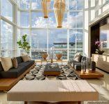Camekanlı Ev Dekorasyonu