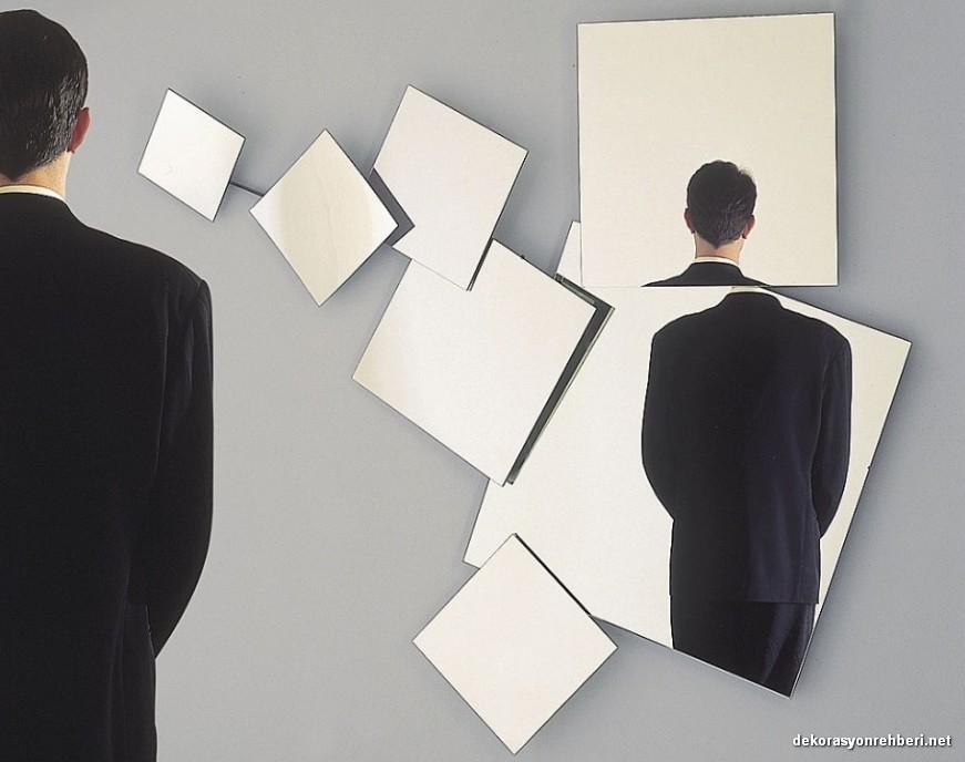 Dekoratif Ayna Örnekleri