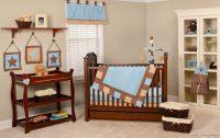 Doğal Ahşap Bebek Odası Modelleri