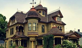 Dünyanın En Güzel Evlerine Örnek
