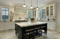 En Güzel Beyaz Mutfak Modelleri