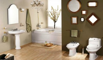Estetik Banyo Dekorasyon Fikirleri