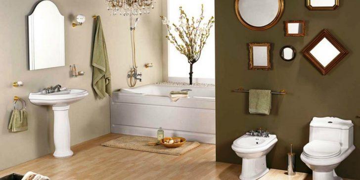 Kolay Yapılabilecek Modern Banyo Dekorasyonu Fikirleri
