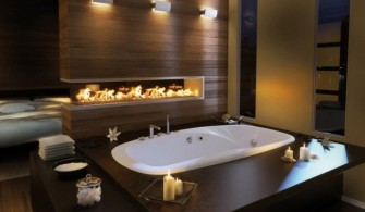 Estetik Mükemmel Banyo Dekorasyonu