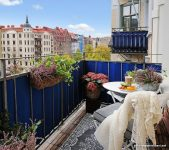 Fransız Balkon Dekorasyonu