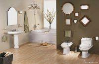 Geniş Banyolar İçin En Güzel Dekorasyon