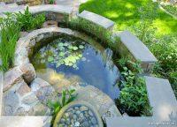 Havuzlu Bahçe Dekorasyonu