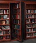 Kitaplık Gizli Kapı