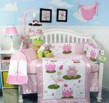 Kız Bebek Odaları İçin Aksesuarlar