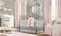 Kız Bebekler İçin Bebek Odası Fikirleri