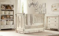 Klasik Tarzlarda Bebek Odaları