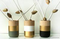 Kozalaklı Dekoratif Vazolar