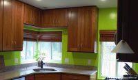 Küçük Mutfaklar İçin Dolap Kullanımı