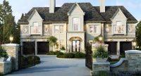 Lüks Duvarlı Büyük Ev Modeli