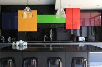 Modern Rengarenk Mutfak Tasarımları