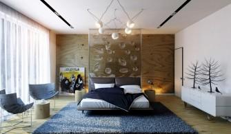 Modern Yatak Odası Eşyaları