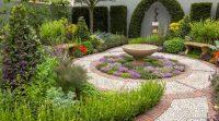 Muhteşem Bahçe Dekorasyonu