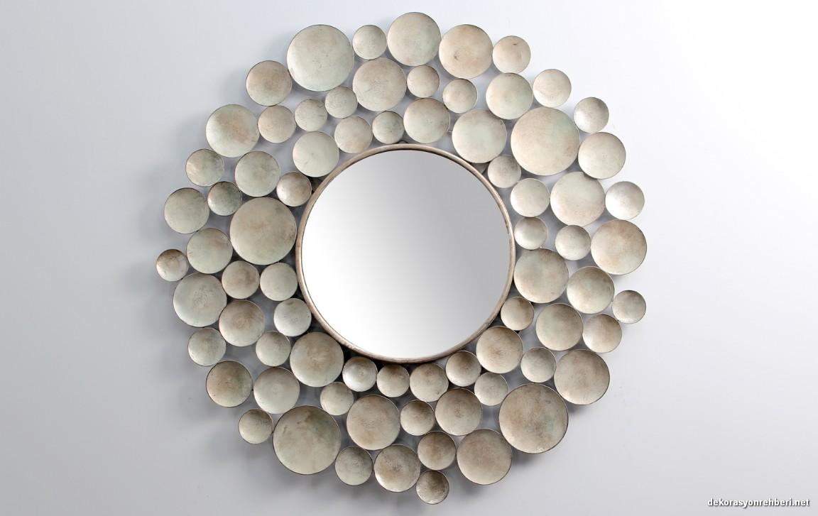Muhteşem Duvar Aynası