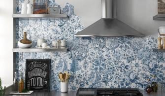 Mutfak İçin Patchwork Dekorasyonu