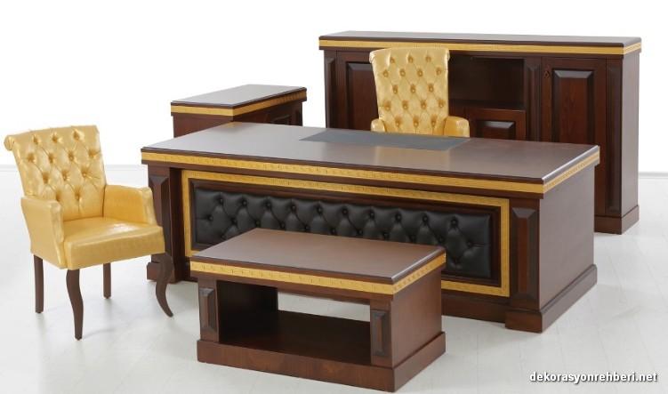 Ofisler İçin Şah Masa Modeli
