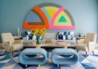 Pastel Renklere Sahip Çalışma Alanları