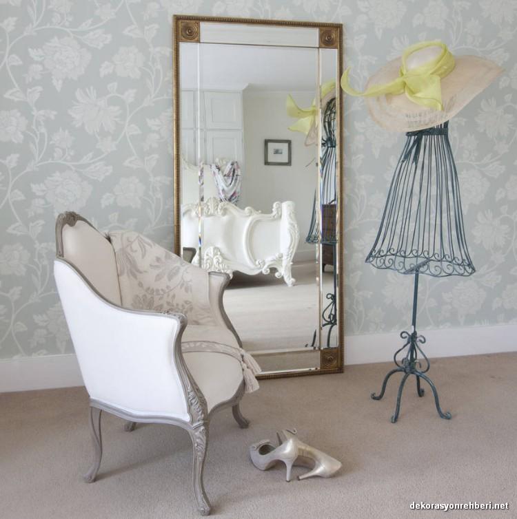 Salonlar İçin Dekoratif Ayna