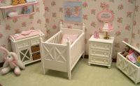Tavşanlı Bebek Odası Aksesuar Fikirleri