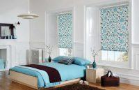 Yatak Odası Stor Perde Modelleri